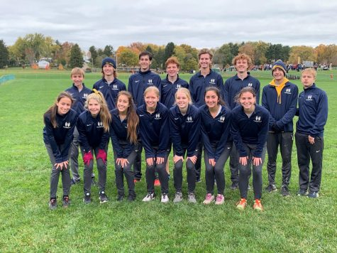 Boys, Girls Cross Country teams advance to Regionals